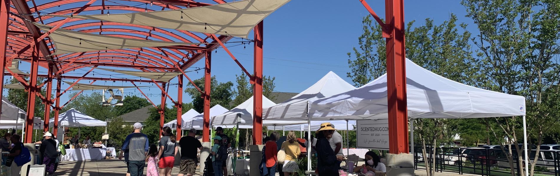 The City Center Farmers Market