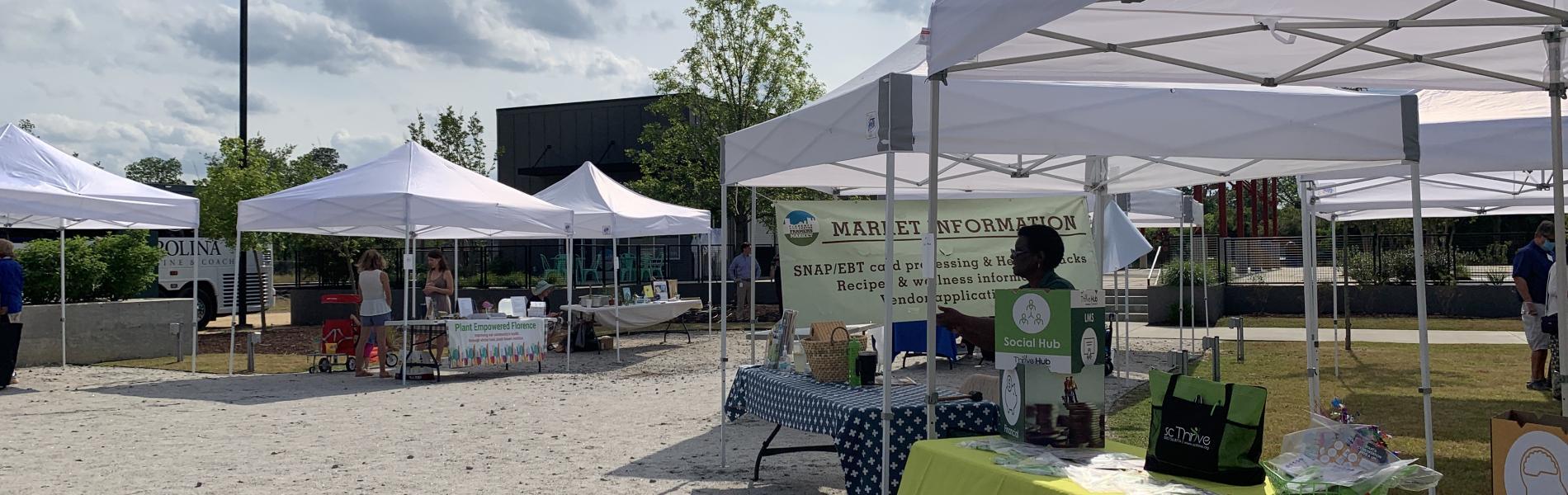 Tuesday Market