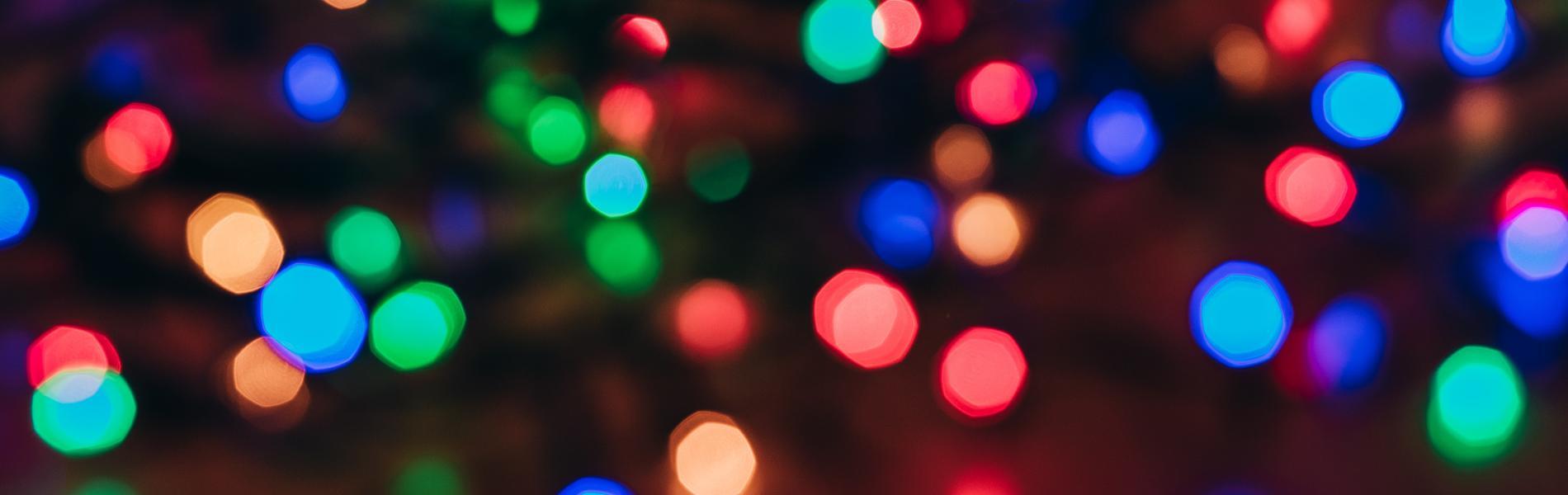 Downtown Christmas Light Show